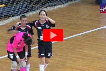 Preconte 6 - Casteldefells 1 Futbol Sala femenino