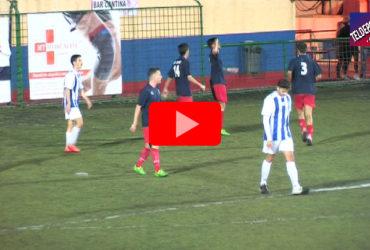UD Telde 3 - Real Sporting 0 Tercera División