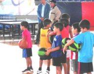 Baloncesto Telde campus